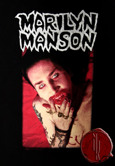 Marilyn Manson | God of Fuck | T-Shirt