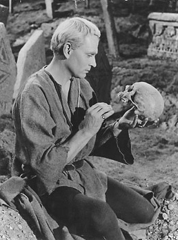 """mortality in hamlet Example of mortality in scene 2 when asked what speech he would like to hear hamlet responds by saying """" one speech in't chiefly loved 't'was aenas' tale."""