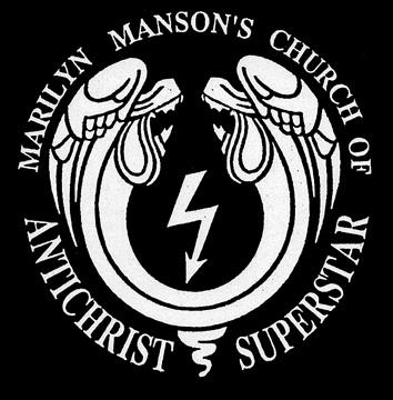 Antichrist Symbol T Shirts