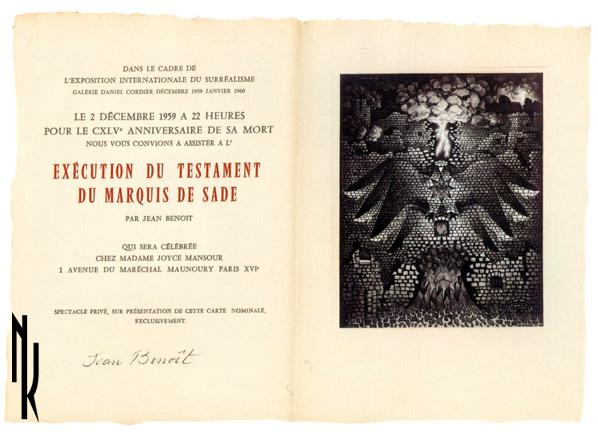 Jean Benoît Nk_execute_sade