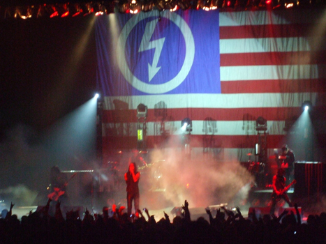 Logo marilyn manson Antichrist Superstar