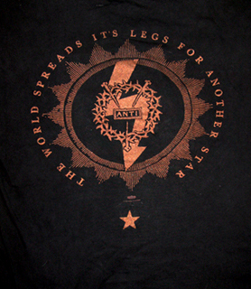 Logo marilyn manson Antichrist Superstar
