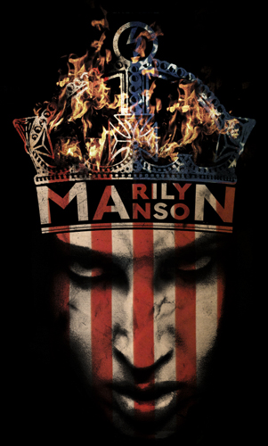 Marilyn Manson High End Of Low Wallpaper