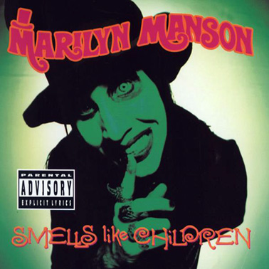 Smells Like Children | Marilyn Manson as Willy Wonka