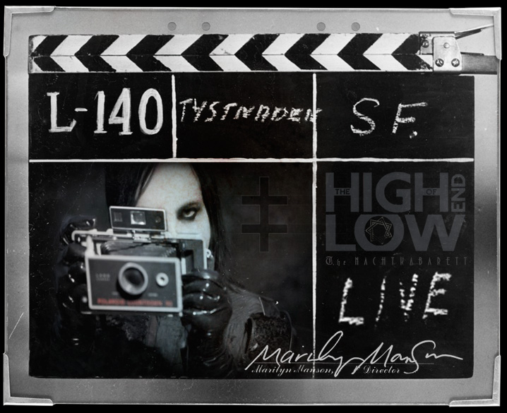 Marilyn Manson | The High End Of Low | Live Tour | The NACHTKABARETT