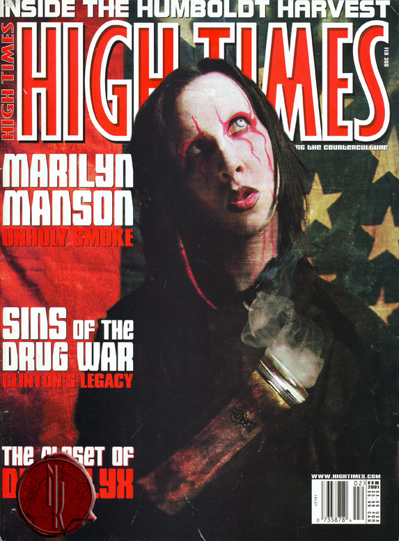 The Triptych Antichrist Superstar Mechanical Animals Holy Wood