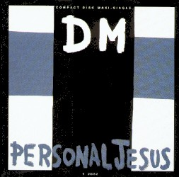 Depeche Mode - Personal Jesus single cover
