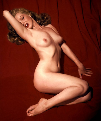 Marilyn Monroe, the Goddess of Sex