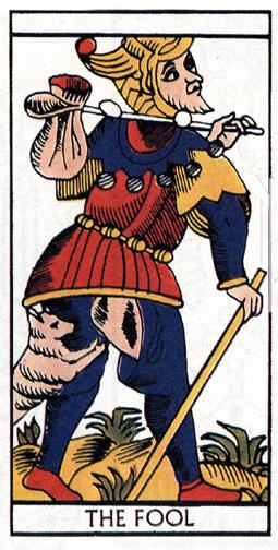 Tarot Kortti