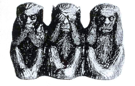 Three Wise Monkeys | See no evil, Hear no evil, Speak no evil